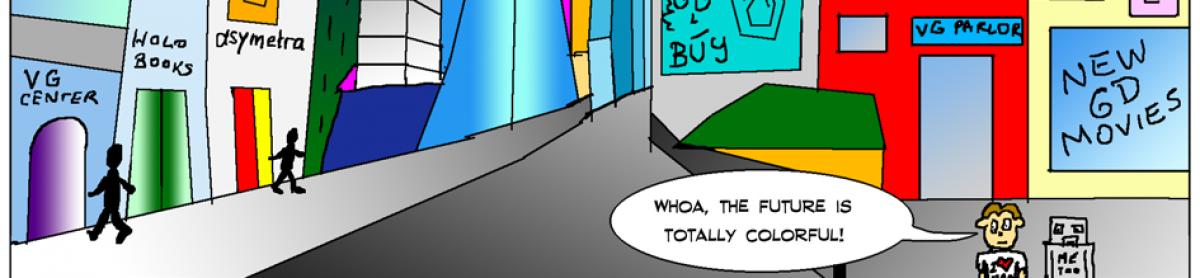 Energy Brain Comics Blog